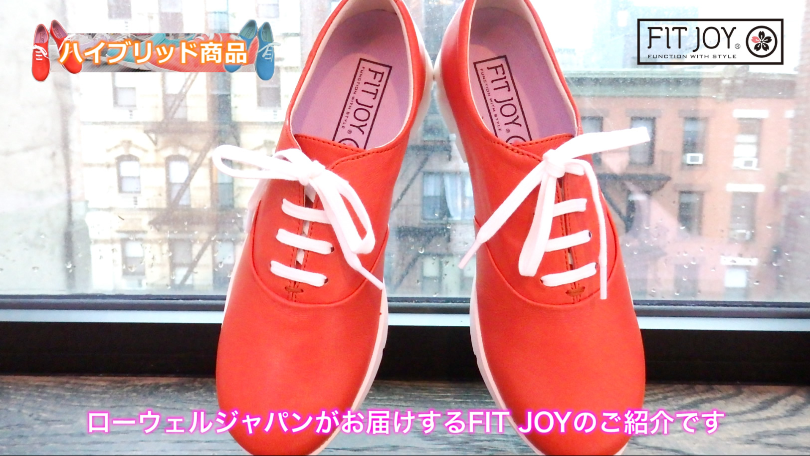 FIT JOY 2017SS Video - products